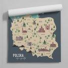 mapa polski wojewodztwa