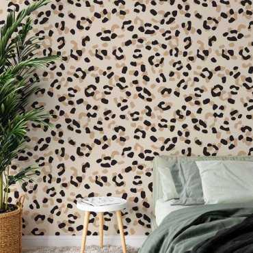 tapeta cheetah pattern