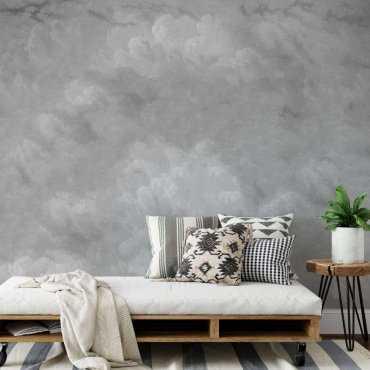 tapeta creamy clouds