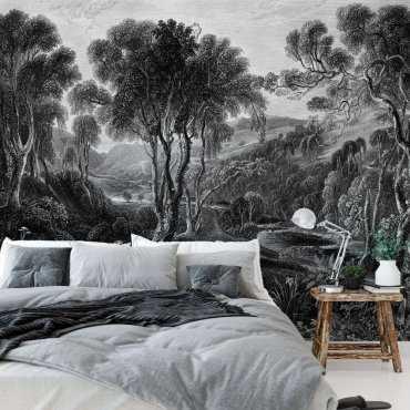 tapeta fantasy forest