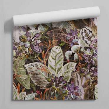 tapeta flora autumn