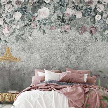 tapeta flora design