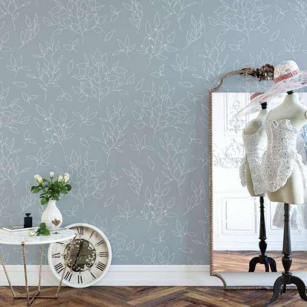 tapeta floral softness