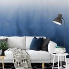 tapeta navy blue ombre