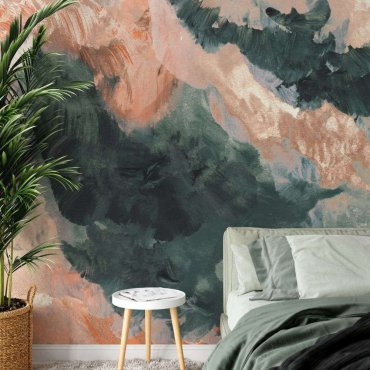 tapeta painting of god