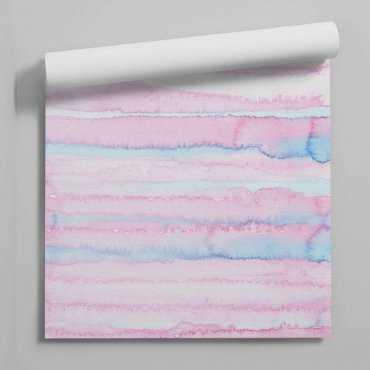 tapeta pink waves