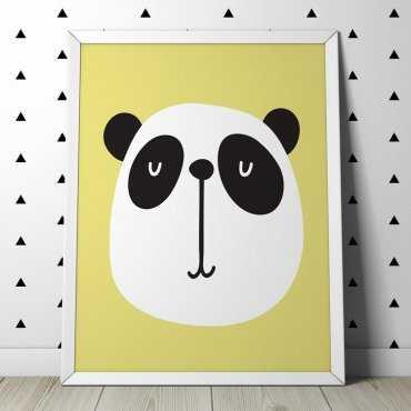 PANDA - Plakat dla dzieci