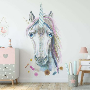 tapeta artistic unicorn