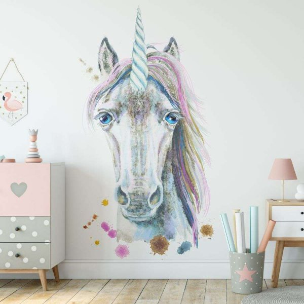 tapeta artistic unicorn