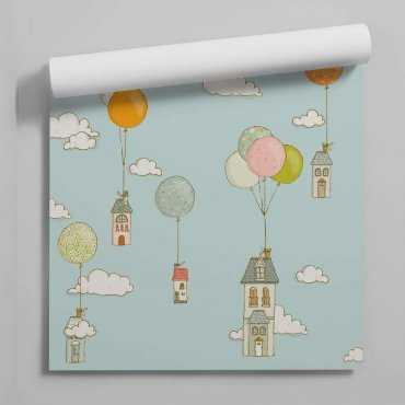 tapeta balloonhouses