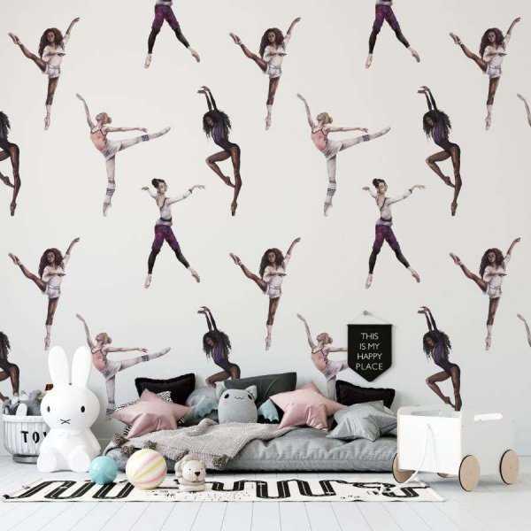 tapeta dancing girls
