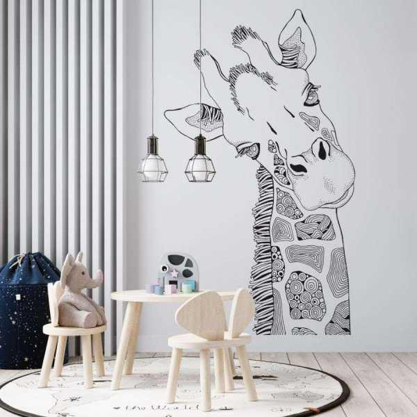 tapeta magnificent giraffe
