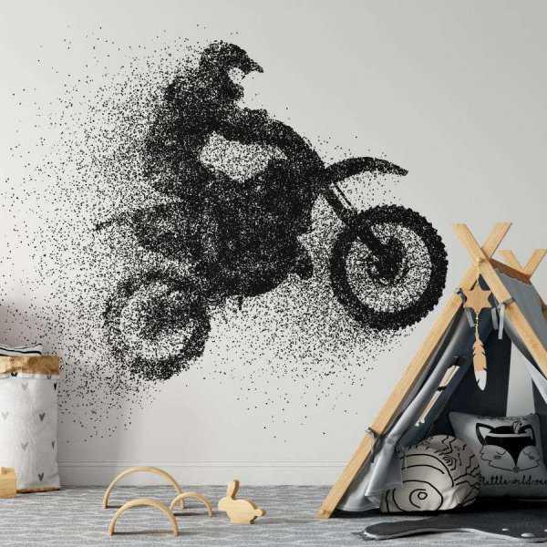 tapeta motocross