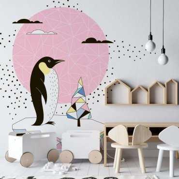 tapeta penguin design