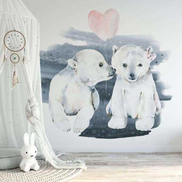 tapeta polar love