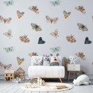 tapeta pretty butterflies