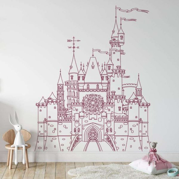 tapeta princess castle