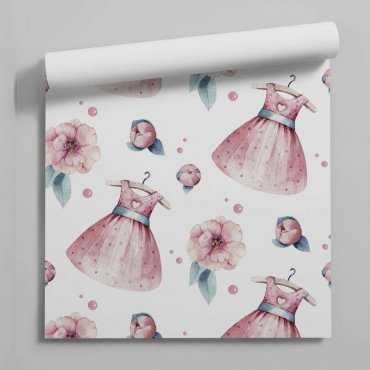 tapeta princess dress