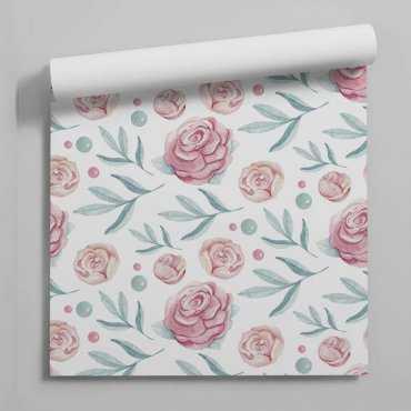 tapeta rosen softness