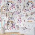 tapeta sky unicorns