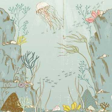tapeta underwater fishing