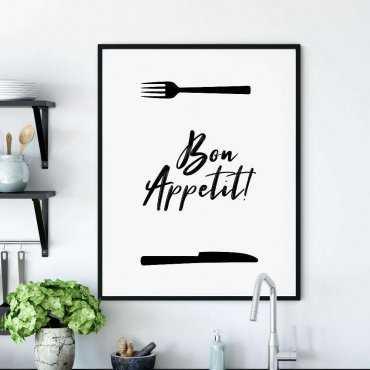 bon appetit art
