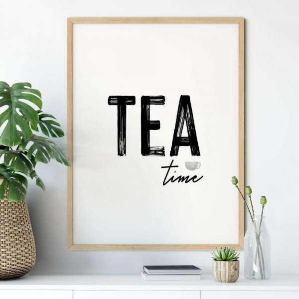 tapeta tea time