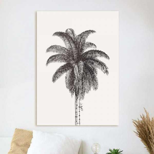 obraz antic palm