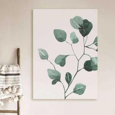modny obraz eucalyptus feeling