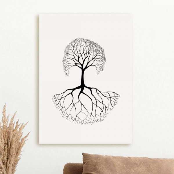 obraz roots design