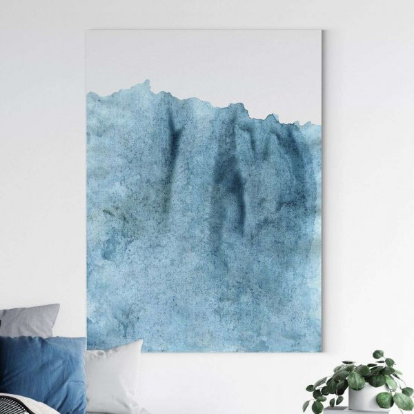 wall wave obraz
