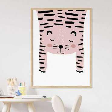 plakat hounting cat