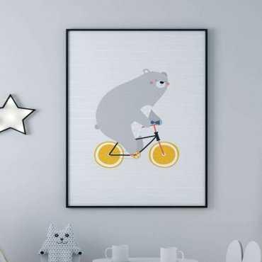 plakat lemon rider