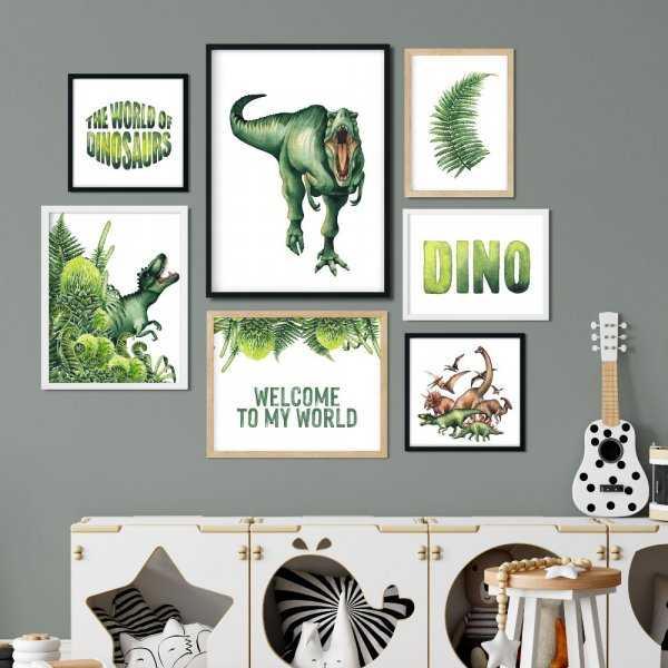 galeria plakatów dino power