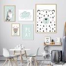 galeria plakatów turquoise friends