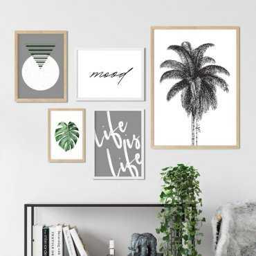galeria plakatów moody palm