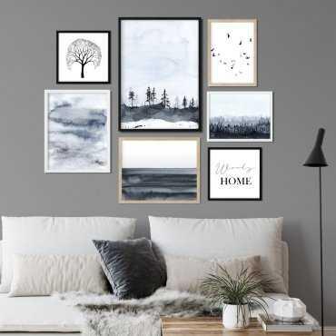galeria plakatów woody home