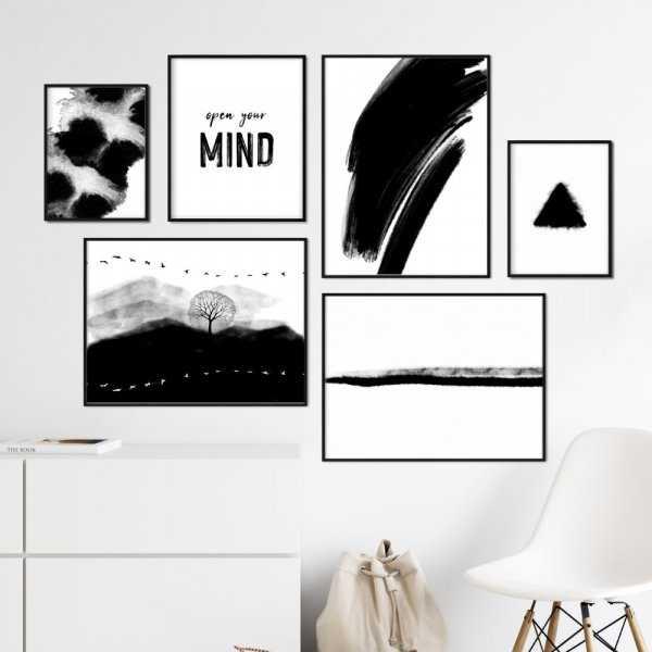 galeria plakatów artistic mind