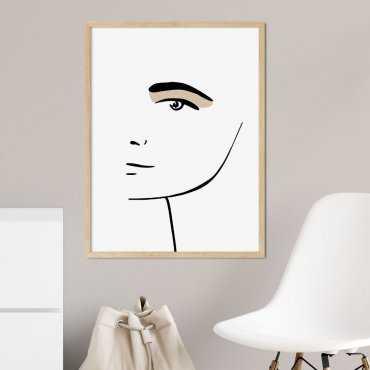 plakat artistic eye